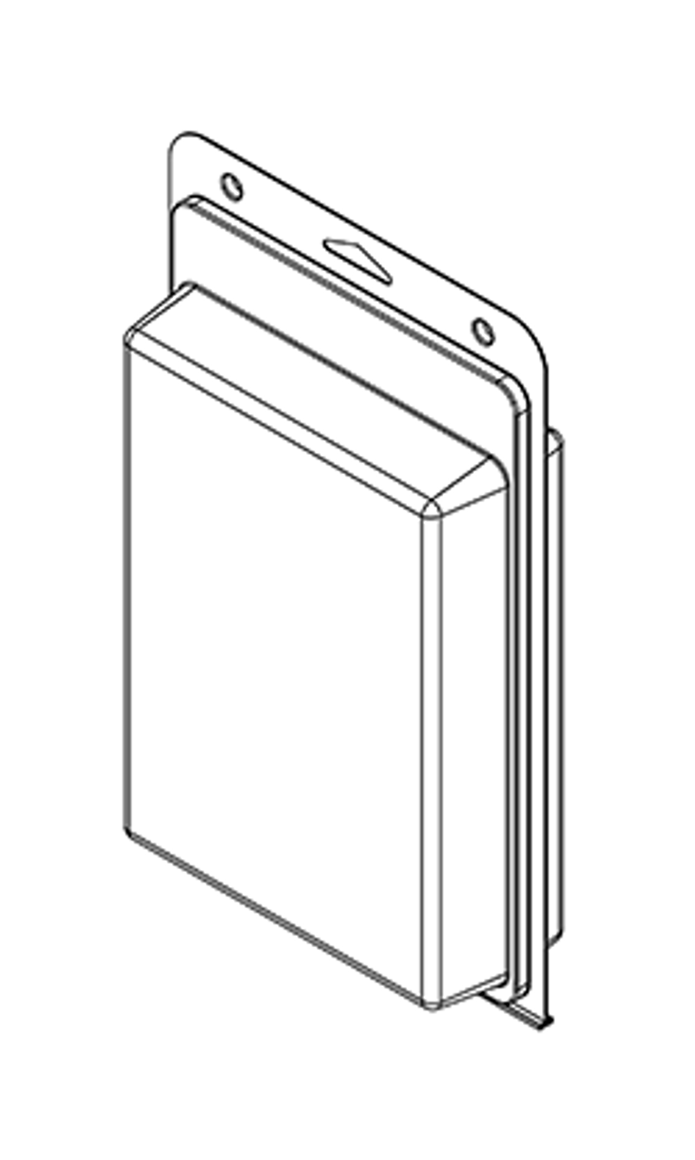 581TF - Stock Clamshell Packaging