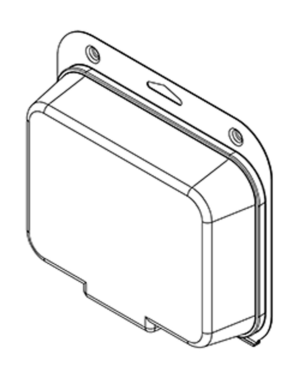 303TF - Stock Clamshell Packaging