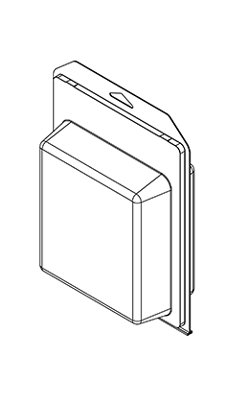 752TF - Stock Clamshell Packaging