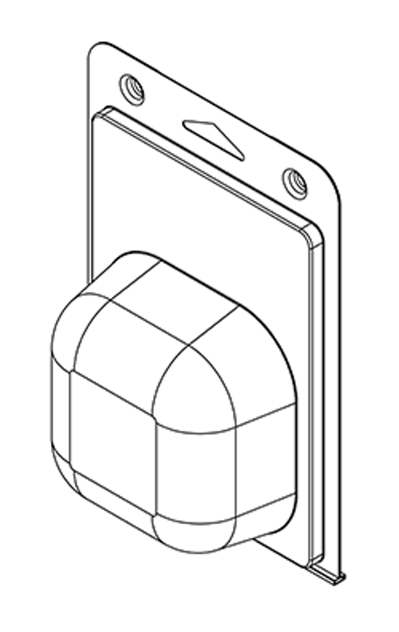 275TF - Stock Clamshell Packaging