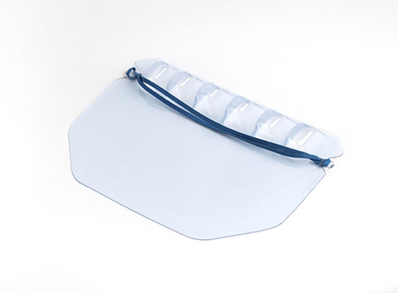 VisiGuard® 1.0 Face Shield With FlexBand Flat