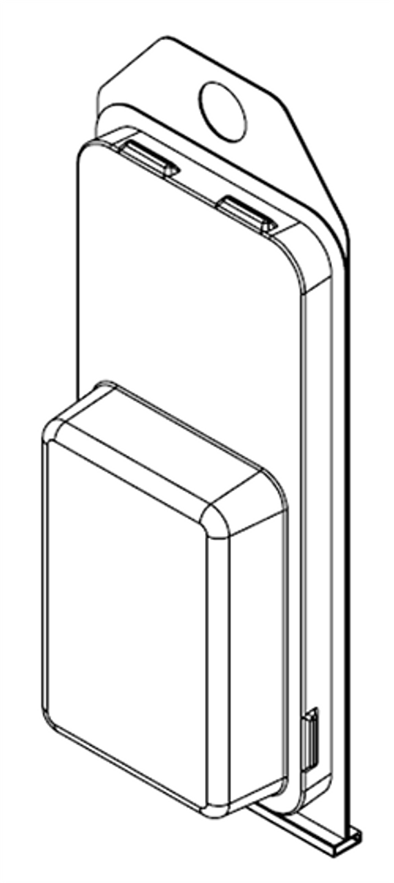78TFM - Stock Clamshell Packaging
