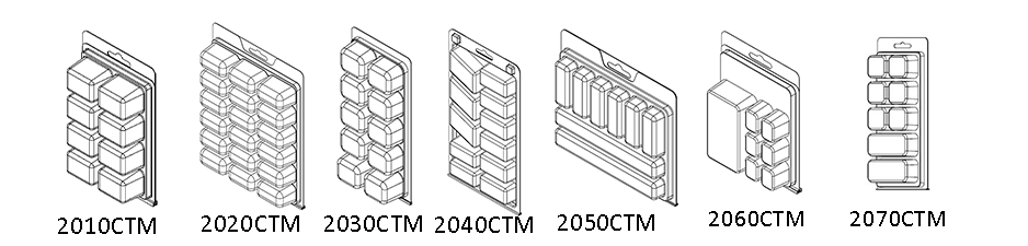 View and Compare Clamtrays