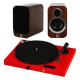 Pro-Ject Juke Box E & Q Acoustics Q3010i Bundle