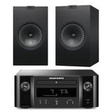 Marantz MCR612 and KEF Q350 Music System