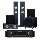 Marantz NR1711 and Monitor Audio Bronze 200 Bundle