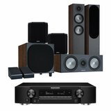 Marantz NR1711 and Monitor Audio Bronze 200 Atmos Bundle