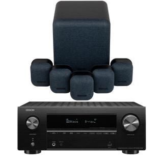 Denon AVR-X2700H and Monitor Audio MASS Bundle