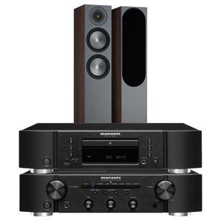 Marantz PM6007, CD6007 and Monitor Audio Bronze 6G 200 Bundle