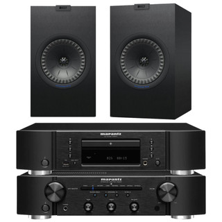 Marantz PM6007, CD6007 and KEF Q350 Bundle