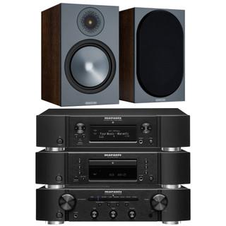 Marantz PM6007, CD6007, NA6006 and Monitor Audio Bronze 6G 100 Bundle