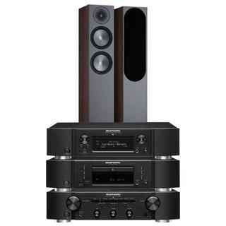 Marantz PM6007, CD6007, NA6006 and Monitor Audio Bronze 6G 200 Bundle