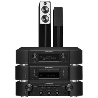 Marantz PM6007, CD6007, NA6006 and Q Acoustics Concept 40 Bundle