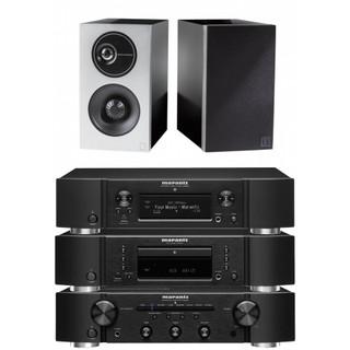 Marantz PM6007, CD6007, NA6006 and Definitive Technology Demand 7 Bundle