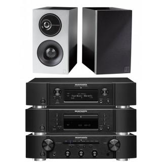 Marantz PM6007, CD6007, NA6006 and Definitive Technology Demand 9 Bundle