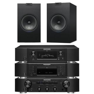 Marantz PM6007, CD6007, NA6006 and KEF Q150 Bundle