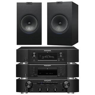 Marantz PM6007, CD6007, NA6006 and KEF Q350 Bundle