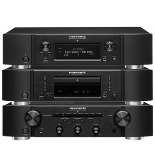 Marantz PM6007, CD6007, NA6006 and KEF Q750 Bundle