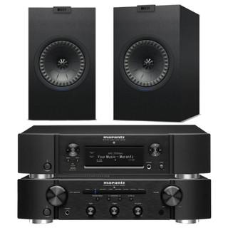 Marantz PM6007, NA6006 and KEF Q150 Bundle