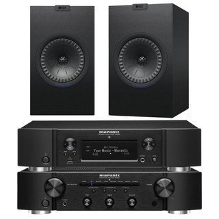 Marantz PM6007, NA6006 and KEF Q350 Bundle