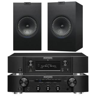 Marantz PM6007, NA6006 and KEF Q350 Bundle