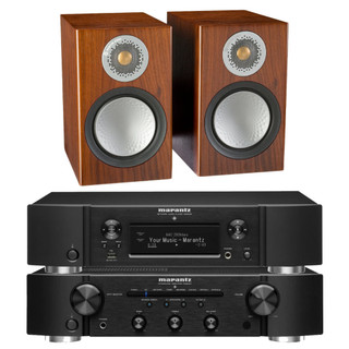 Marantz PM6007, NA6006 and Monitor Audio Silver 6G 50 Bundle