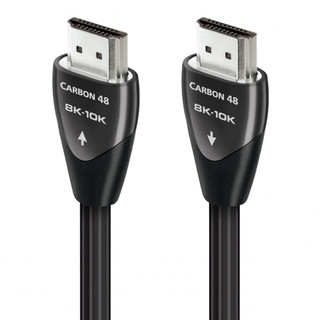 AudioQuest Carbon 48G HDMI Cable - 1m