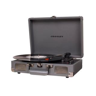 Cruiser Deluxe Portable Turntable - Slate