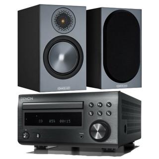Denon RCD-M41 and Monitor Audio 6G Bronze 100 Bundle