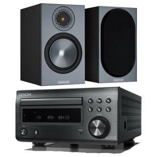 Denon RCD-M41 and Monitor Audio 6G Bronze 50 Bundle