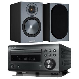 Denon RCD-M41 and Monitor Audio 6G Bronze 50 Bundle
