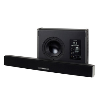 Monitor Audio Sound bar ASB-10 with WS-10 Wireless Sub