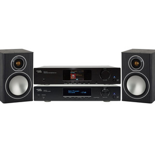 M&J Streaming Bundle with Monitor Audio Bronze 1