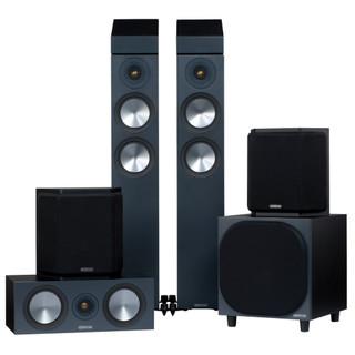Monitor Audio Bronze 200 Atmos AV Speaker Package