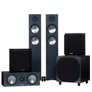 Monitor Audio Bronze 200 AV Speaker Package