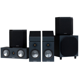 Monitor Audio Bronze 50 Atmos AV Speaker Package