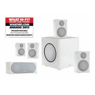 Monitor Audio Radius R90HT1 Home Cinema Pack