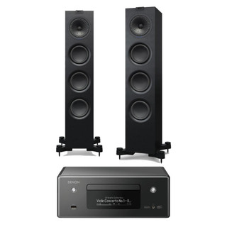 Denon CEOL RCDN11 and KEF Q550 Bundle
