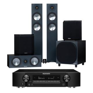 Marantz NR1711 and Monitor Audio Bronze 200 Bundle