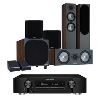 Marantz NR1711 and Monitor Audio Bronze 200 Atmos Bundle