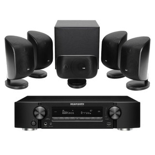 Marantz NR1711 and Bowers & Wilkins MT-50 Bundle