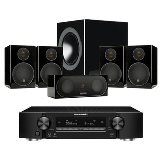 Marantz NR1711 and Monitor Audio Radius-90 Bundle