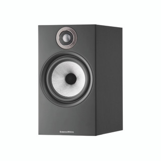 B&W 606 S2 Anniversary Edition Bookshelf Speakers (Pair)