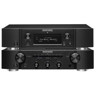 Marantz PM6007 & NA6006 Music Streaming System