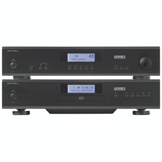 Rotel A11 & CD11 Tribute Music System