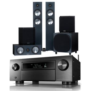 Denon AVC-X6700H and Monitor Audio Bronze 6G 200 Bundle