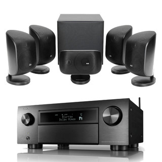 Denon AVC-X6700H and B&W MT-50 Bundle
