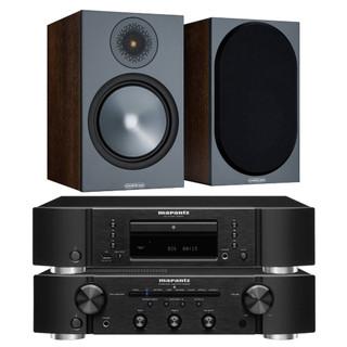 Marantz PM6007, CD6007 and Monitor Audio Bronze 6G 100 Bundle
