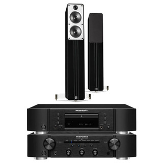 Marantz PM6007, CD6007 and Q Acoustics Concept 40 Bundle