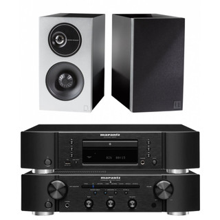 Marantz PM6007, CD6007 and Definitive Technology Demand 7 Bundle